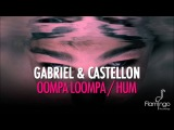 Gabriel &amp Castellon - Hum Preview Flamingo Recordings