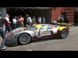 Ford GT Marc VDS Racing Team in Spa-Francorchamps