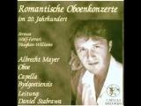 Ralph Vaughan Williams, Concert for Oboe. Albrecht Mayer, Oboe 3