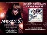Dj Anisimov ft. Erkin Holmatov - Breaking (Radio edit) [promo]