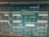 Dj Anisimov ft. Karina - I wish (demo at studio)