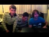 Dj Anisimov - Пишим трек на Corona Records