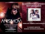 Dj Anisimov ft. Alex Kurganov - Why? (Radio edit) [promo]
