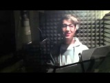Dj Anisimov ft. Эркин Холматов - Работа над новым треком.