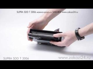 Автомагнитола SUPRA SDD T 3006