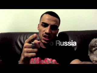 "MAJID ""MAGILLA"" I SHOUT OUT I RUSSIAN TOUR I 20-26 OCTOBER 2012"
