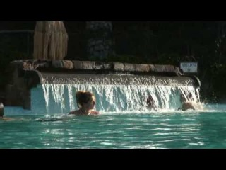 Италия, о. ИСКЬЯ, Термальный парк  «Сады Посейдона»
