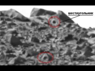 Шокирующие фото с поверхности Марса