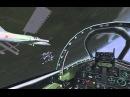 Alas Rotas Fighting Woodpeckers L-39 flight