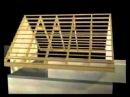 монтаж мансардного окна FAKRO FPP-V U3 preSelect