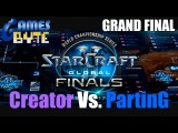 StarCraft II GRAND FINAL - World Championship 2012 - Creator Vs. PartinG - Global Finals BWC