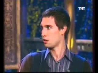Дуэт Быдло -  Человек, который обожает вырезанных из киви человечков