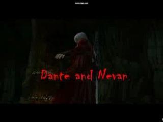 DMC3-Dante and Nevan
