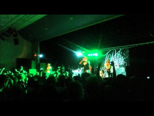 Parkway Drive - New Song? Lake Kawana 2012 [Full version]