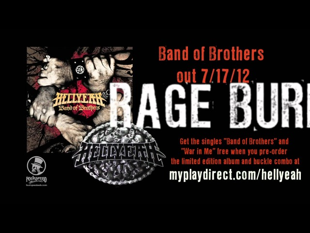 HELLYEAH Band of Brothers Album Clips