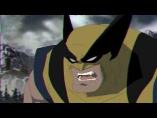 Hulk --vs-- Wolverine