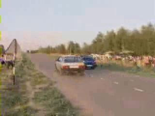 Драг ВАЗ 2108 vs Subaru Impreza WRX