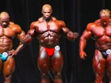 Victor Martinez, Dexter Jackson, Melvin Anthony, + Jay Cutler, + Ronnie Coleman 2006 Mr Olympia Men's Prejudging