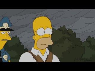 Симпсоны 22 сезон 9 серия первод VO-production