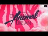 Mandy Santos feat. Xuso Jones - Animal (Lyrics)