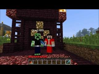 Boom Bot & Minecraft. Part 003. New City