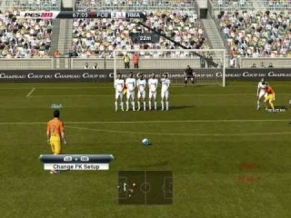 PES 2013 Gameplay Barcelona VS Real Madrid PC Full 10 Minutes Match + Penalties Part 2