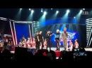 Super Junior M at HBSTV Challenge Recording, Dance Challenge 130126 [Fan Cam]