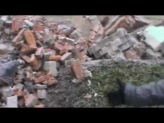 осквернение казачьих могил в Старочеркасске.mp4