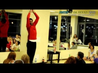 Tyrone Proctor dance Waacking in Russia