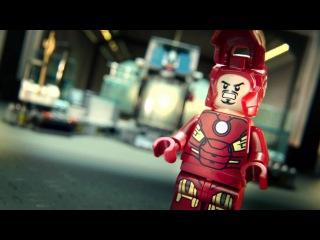 LEGO Avengers (ЛЕГО Мстители), 2012 HD