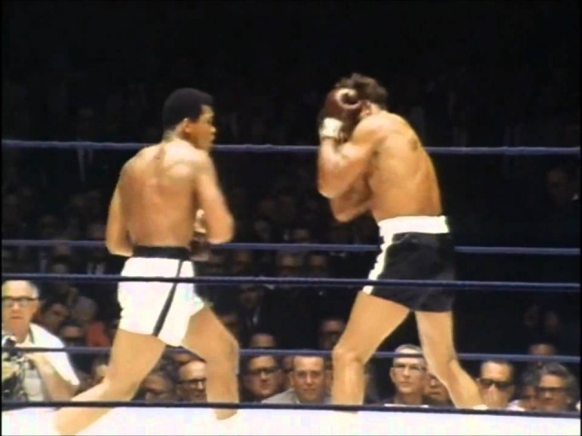Muhammad Ali vs Cleveland Williams (Highlights)