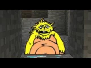 Писикак в Minecraft