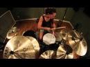 """""""Kortney Grinwis""""- Прекрасная зажигательная музыка и игра на ударных инструментах !!!"""