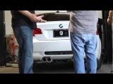 (Кто знает название песни подскажите_ )  AE Performance BMW M3 Exhaust Install