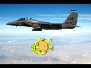 ПИСИКАК в бомбардировке