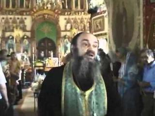 Отец Василий (Новиков) - Соборование, 2007 год