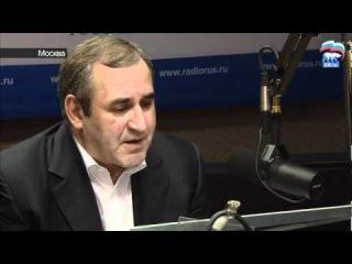 Сергей Неверов в эфире Радио России. Материал ER.RU.
