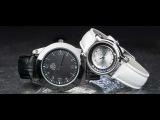 ВРЕМЯ ДЕЙСТВОВАТЬ ! Акция Орифлейм Мужские и женские часы  с японским механизмом Seiko и плавающими камнями !!