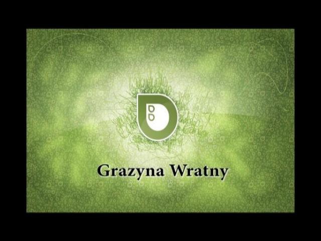 Grazyna Wratny - first day on remz haffey 2.1