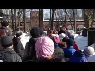 Донской монастырь. Подборки-Москва. 12.03.13г.