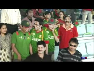 Creepy Cricket Fan (Indian Guy) - (HD)