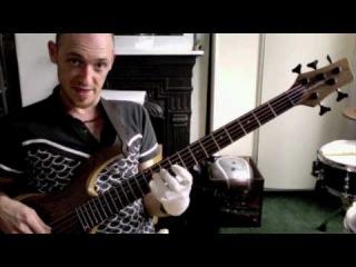 Scotts Bass Lessons - 'The Richard Bona Lick' with Scott Devine