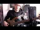 Soloing on static dominant chords - part 3 - BASS LESSON with Scott Devine -