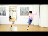 【りりりとあおい】メグメグ☆ファイアーエンドレスナイト踊ってみた