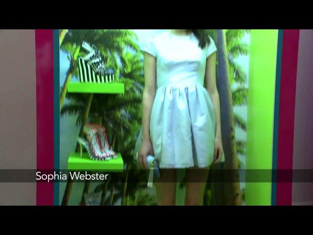 Sophia Webster SS13 da mu pryam kuklu)