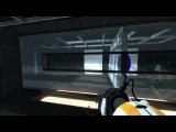Portal 2 Co-op часть 00 - Калибровка