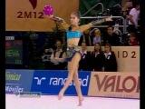 Simona Peycheva Ball 2001 Madrid WC