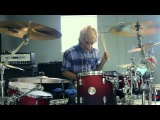 Old Man Moves Like Jagger Maroon 5 *Drum Cover* HD