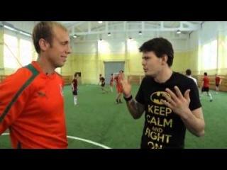 Глушаков картавый футбол