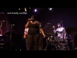 Natalie Williams' Soul family at Ronnie Scotts